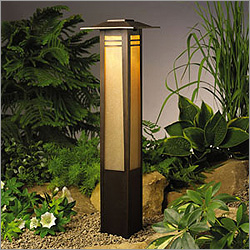 Led driveway lights styles for every taste elights blog bollard style driveway light mozeypictures Image collections