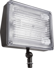 large outdoor flood light square